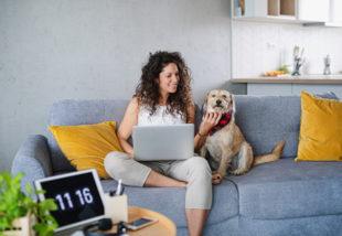 NE tedd ezt! – A következő 5 szokás jelentősen megrövidíti kanapéd élettartamát