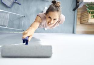 Meszes fal festése diszperzittel – Alábbi tippjeinknek hála már te magad is könnyen megbirkózol vele